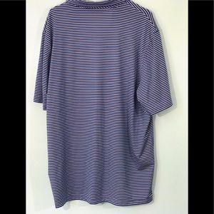 Vineyard Vines Shirts - Vineyard Vines Polo Blue Pink Shirt XXL
